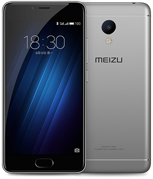 Meizu M3s Mini 16Gb серый