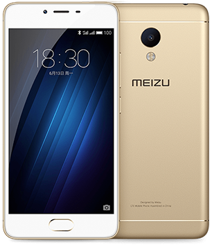 Meizu M3s Mini 16Gb золотой