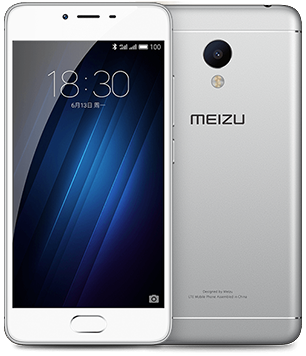 Meizu M3s Mini 16Gb серебристый